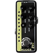 Mooer UK Gold 900 Micro Preamp