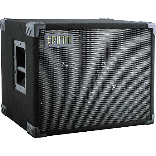 Epifani UL-210 Ultralight Club Collection Bass Speaker Cabinet