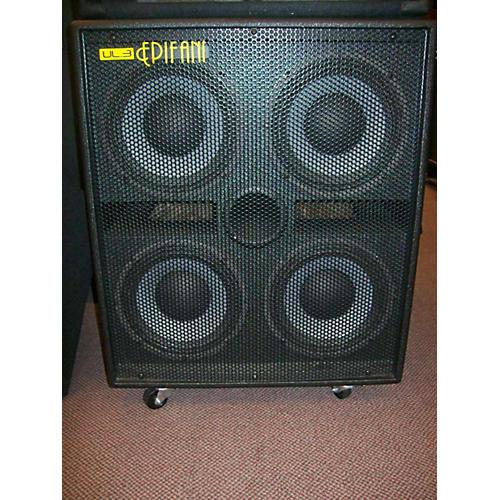Epifani UL3-410 800W 4ohm 4X10 Bass Cabinet