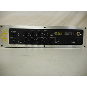 used epifani ul502 ultra light bass amplifier bass amp head guitar center. Black Bedroom Furniture Sets. Home Design Ideas