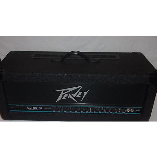 Peavey ULTRA 60 TUBE AMP HEAD Tube Bass Amp Head