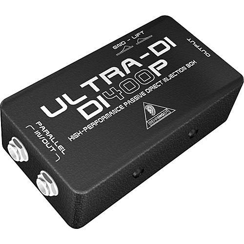 Behringer ULTRA-DI DI400P Passive Direct Box
