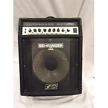 Behringer ULTRABASS BX1200 1X12 Bass Combo Amp