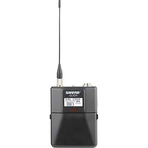 Shure ULXD1 Digital Wireless Bodypack