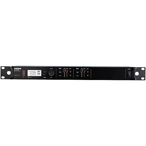 Shure ULXD4D Dual-Channel Digital Wireless Receiver