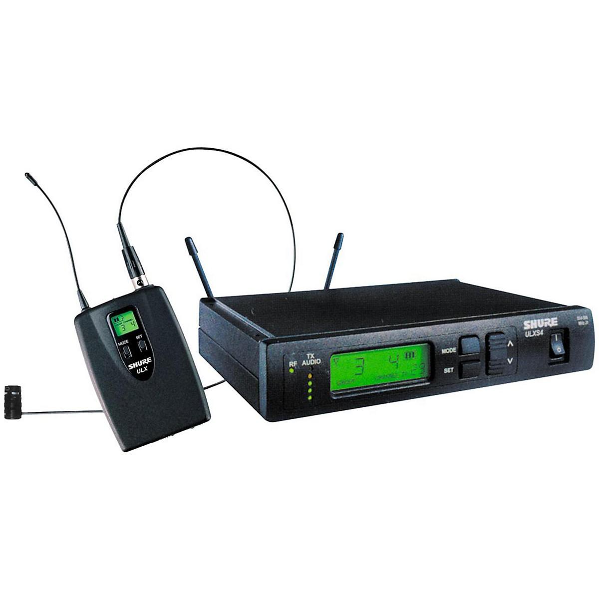 Shure ULXS14/85 Lavalier Wireless System