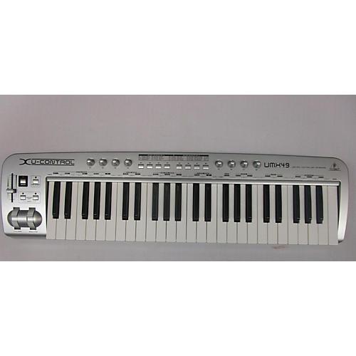 Behringer UMX49 49-Key USB MIDI Controller