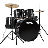 Sound Percussion Labs UNITY 5-Piece Shell Pack Black