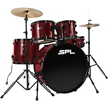 Sound Percussion Labs UNITY 5-Piece Shell Pack Level 2 Wine Red 190839256379