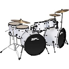 Sound Percussion Labs UNITY 8-Piece Double Bass Drum Shell Pack with PDP Hardware