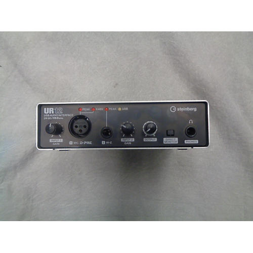 Steinberg UR12 Audio Interface