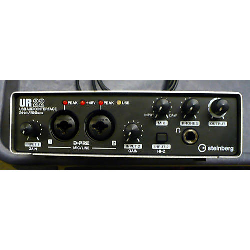 Steinberg UR22 USB Interface Audio Interface