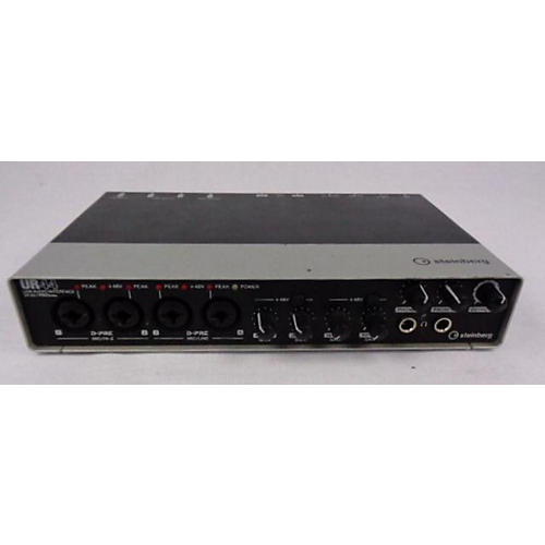 Steinberg Ur44 Reviews : used steinberg ur44 audio interface guitar center ~ Russianpoet.info Haus und Dekorationen