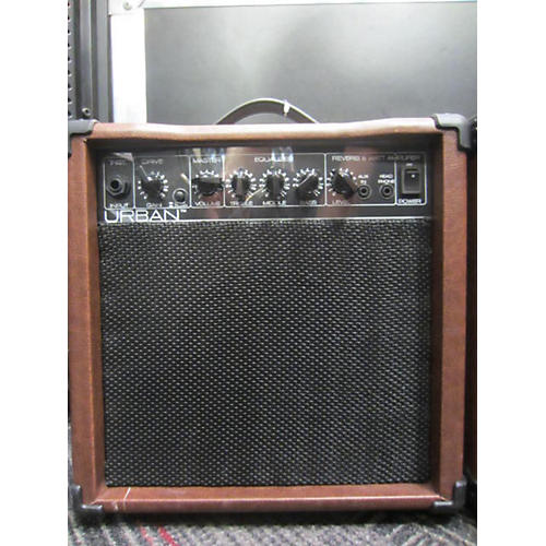 In Store Used URBAN Guitar Combo Amp