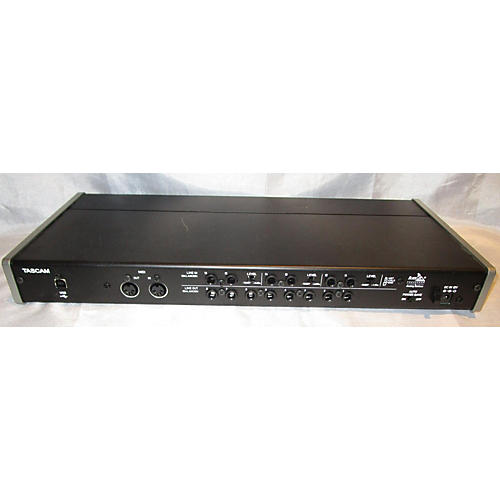 used tascam us 16x08 audio interface guitar center. Black Bedroom Furniture Sets. Home Design Ideas