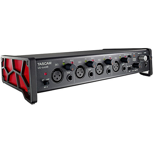 TASCAM US-4X4HR 4-Channel USB Audio Interface