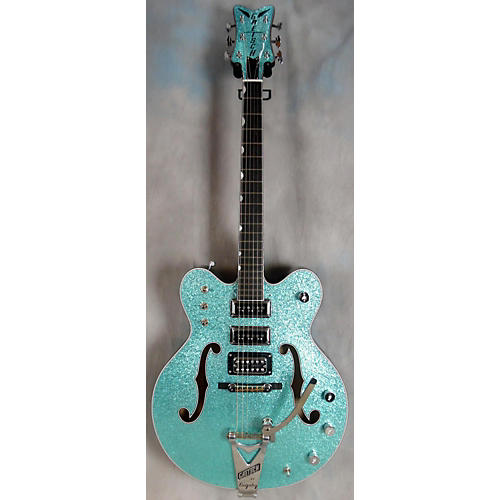 used gretsch guitars us custom shop double cut falcon hollow body electric guitar guitar center. Black Bedroom Furniture Sets. Home Design Ideas