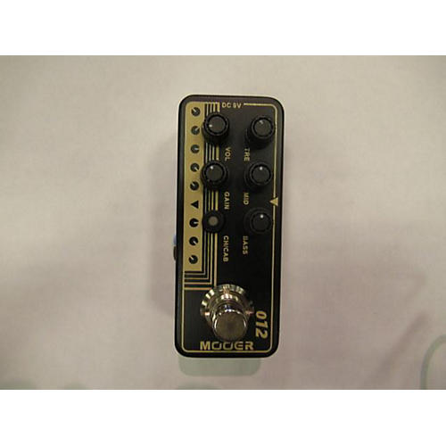 Mooer US GOLD 100 Effect Pedal