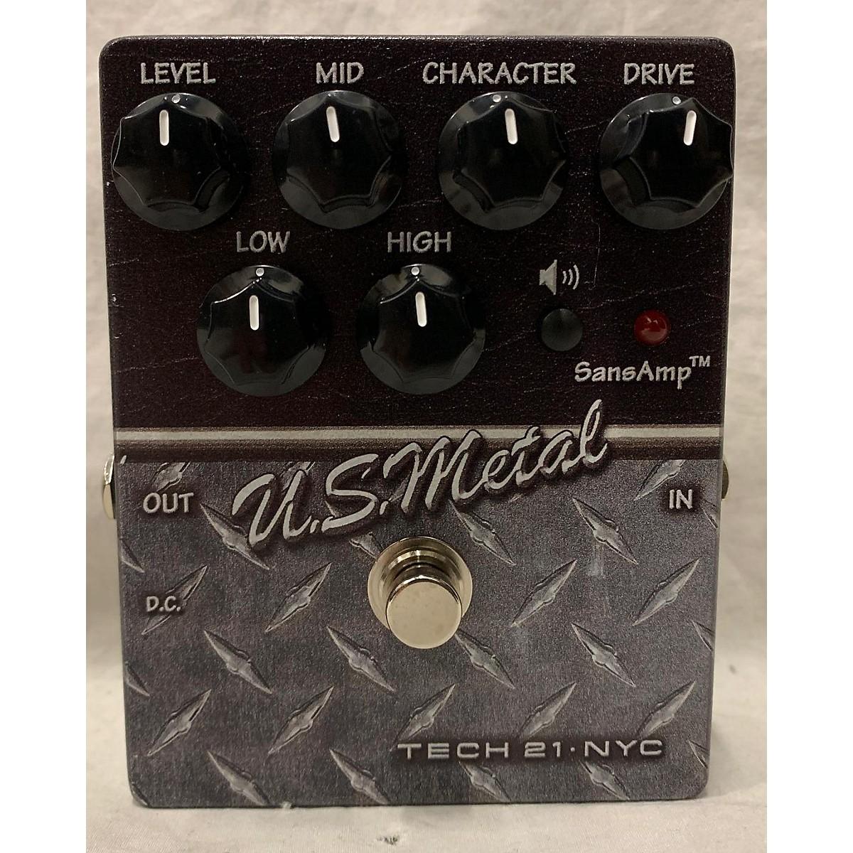 Tech 21 US Metal Effect Pedal