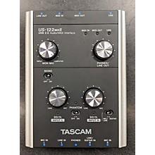 Tascam US122MKII Audio Interface