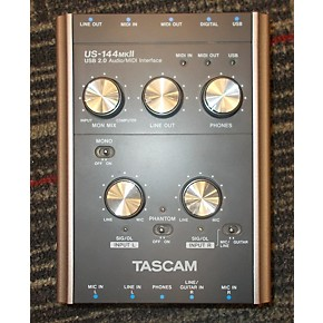 used tascam us144mkii audio interface guitar center. Black Bedroom Furniture Sets. Home Design Ideas