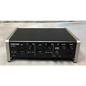 used tascam us2x2 audio interface guitar center. Black Bedroom Furniture Sets. Home Design Ideas