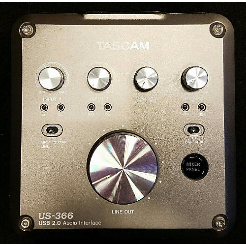Tascam US366 Audio Interface