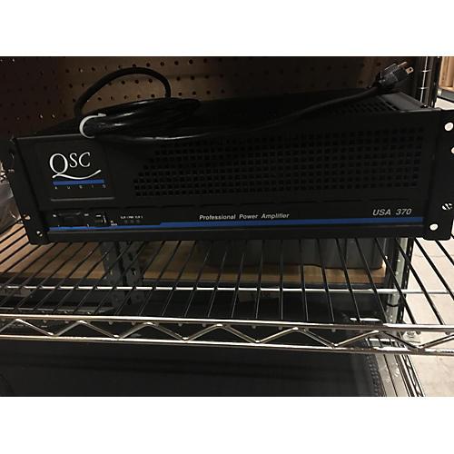 QSC USA 370 Power Amp