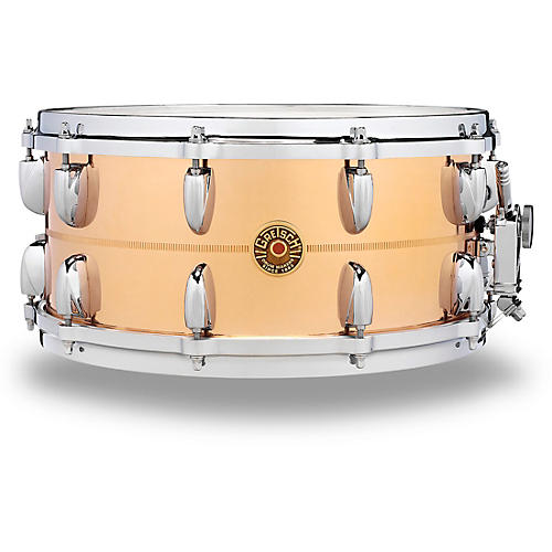 Gretsch Drums USA Bronze Snare Drum
