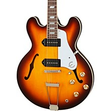 USA Casino Hollowbody Electric Guitar Vintage Burst