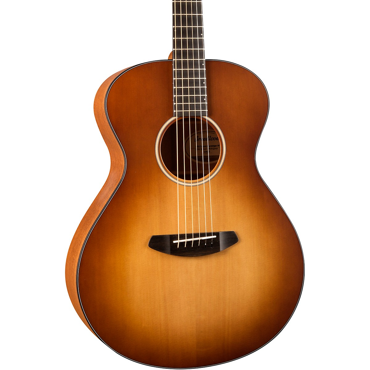Breedlove USA Concert E Sitka Spruce-Mahogany Acoustic/Electric Guitar