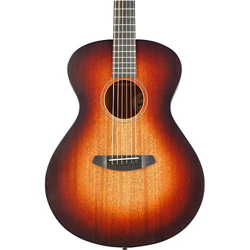 Breedlove USA Concert Fire Light Mahogany - Mahogany Acoustic-Electric Guitar