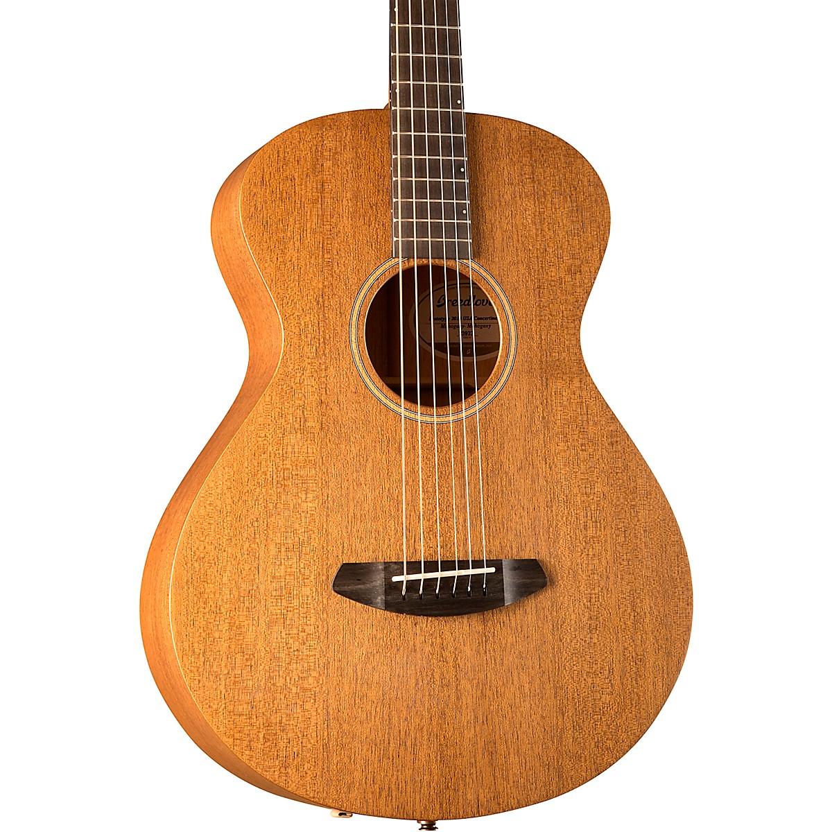 Breedlove USA Concertina E Mahogany Acoustic/Electric Guitar