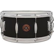 USA Custom Black Copper Snare Drum 14 x 6.5 in.