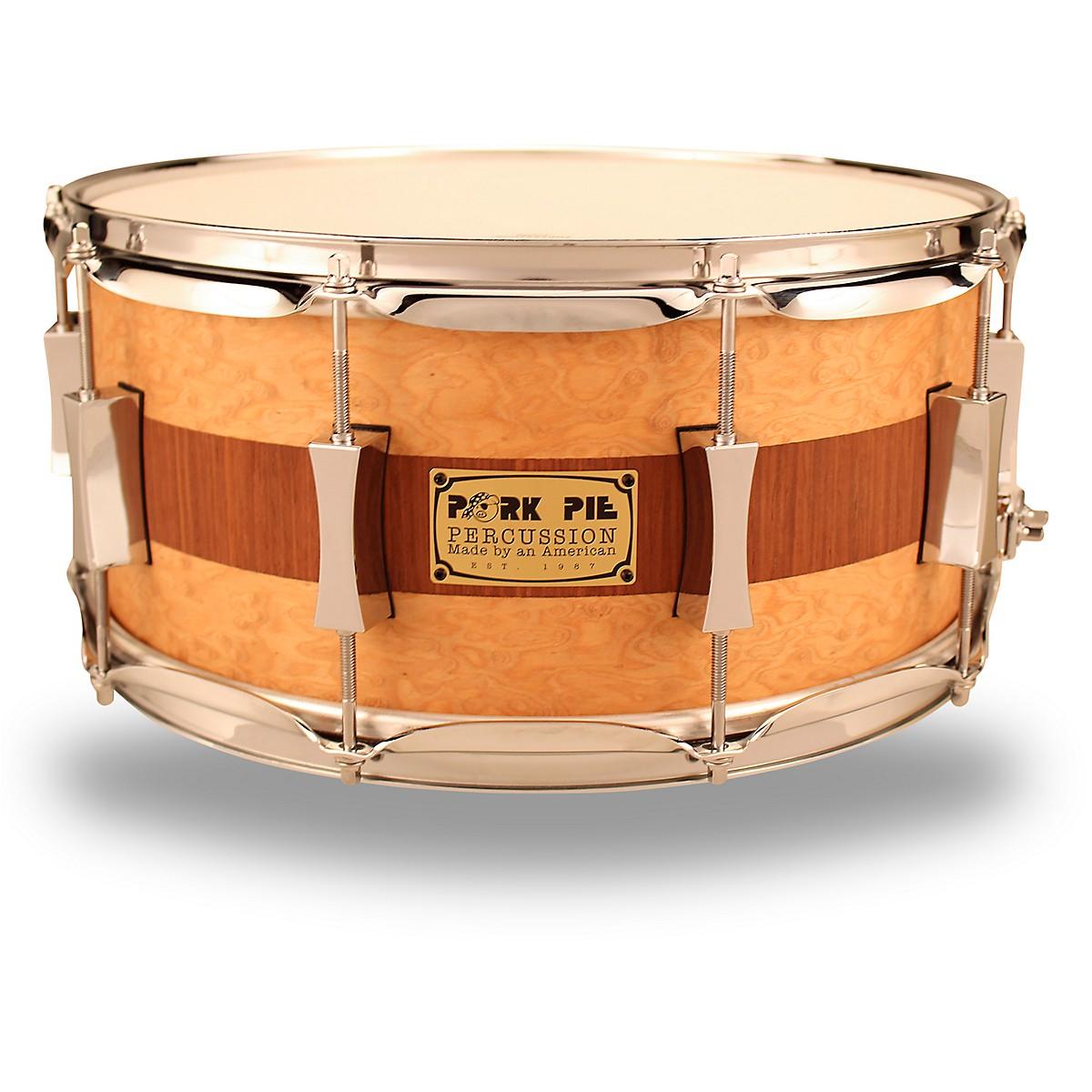 Pork Pie USA USA Custom Snare Drum