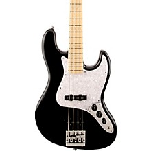 USA Geddy Lee Signature Jazz Bass Level 2 Black, Maple Neck 190839824745