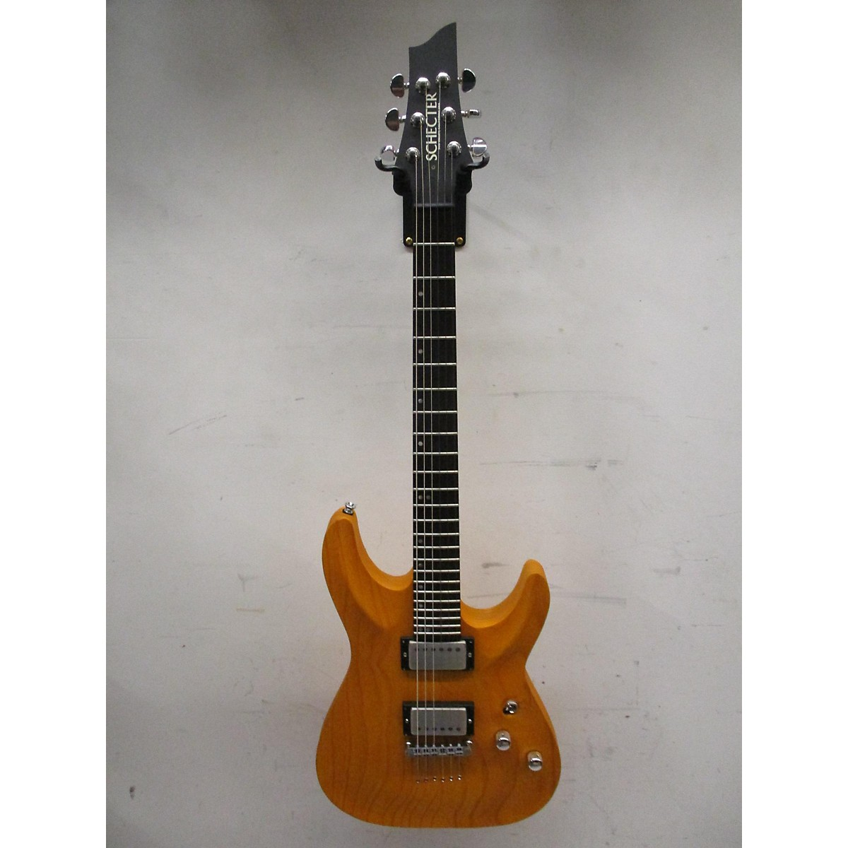 Schecter Guitar Research USA Hollywood Classic Solid Body Electric Guitar