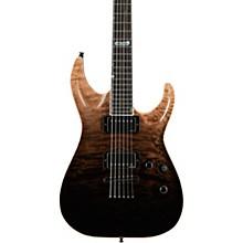 USA Horizon II Electric Guitar See-Thru Black Fade