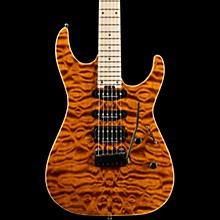 ESP USA M-III 2 PT Electric Guitar Tiger Eye
