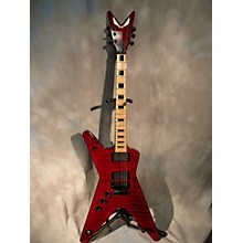 Dean USA ML Dime Left Handed Electric Guitar