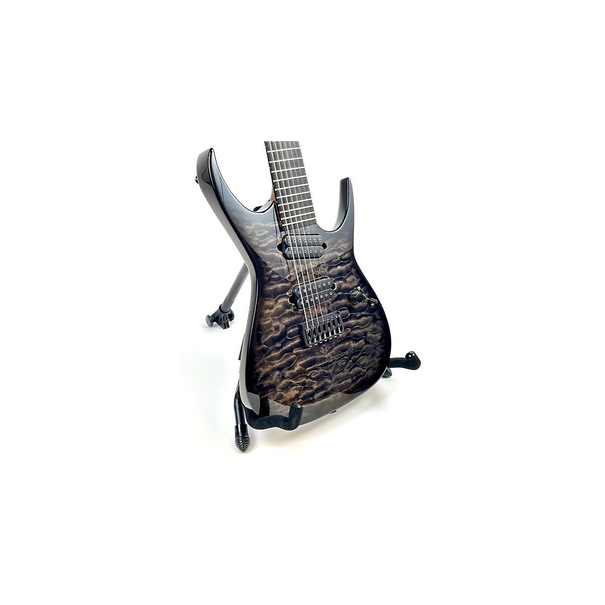 Dean USA Rusty Cooley RC7 Quilt Top 7-String Solid Body Electric Guitar