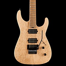 Jackson USA Select Dinky DK2 FSR Electric Guitar Natural Birdseye