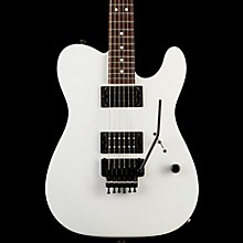 Charvel USA Select San Dimas HH Floyd Rose Rosewood Fingerboard Snow Blind Satin