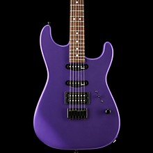 USA Select San Dimas HSS Hardtail Rosewood Fingerboard Electric Guitar Satin Plum