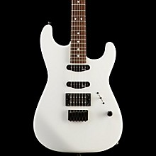 USA Select San Dimas HSS Hardtail Rosewood Fingerboard Electric Guitar Snow Blind Satin