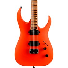 USA Signature Misha Mansoor Juggernaut HT6 Electric Guitar Satin Red
