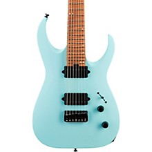 USA Signature Misha Mansoor Juggernaut HT7 Electric Guitar Level 2 Daphne Blue 190839654069