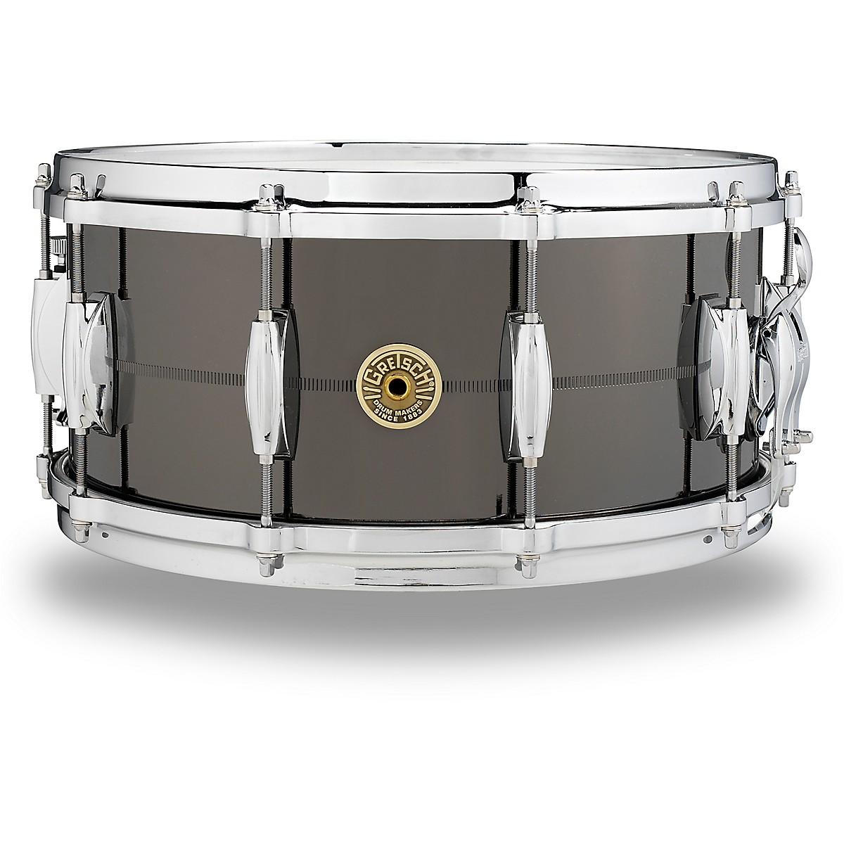 Gretsch Drums USA Solid Steel Snare Drum