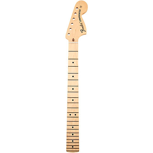 Fender USA Stratocaster Neck, Maple Fingerboard with 70s-Style Headstock
