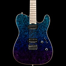 USA TE-II HT Electric Guitar Violet